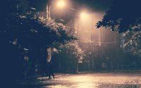 mơ thấy mưa
