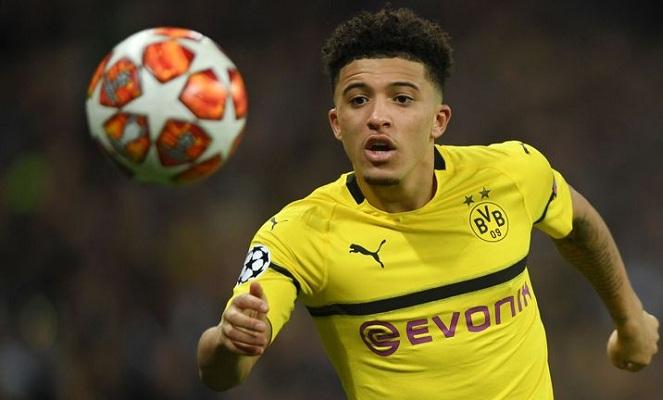 Sancho lịch sử mới của Dortmund