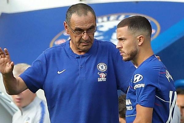Sarri: Chelsea cần thay đổi chiến thuật để đánh bại Man City