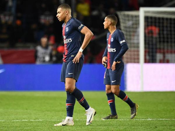 PSG bỏ lỡ cơ hội để lên ngôi vô địch sớm 8 vòng đấu
