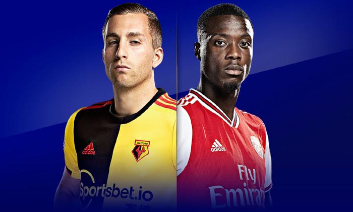 Nhận định trận đấu Arsenal vs Watford - 22h30 – 15/09