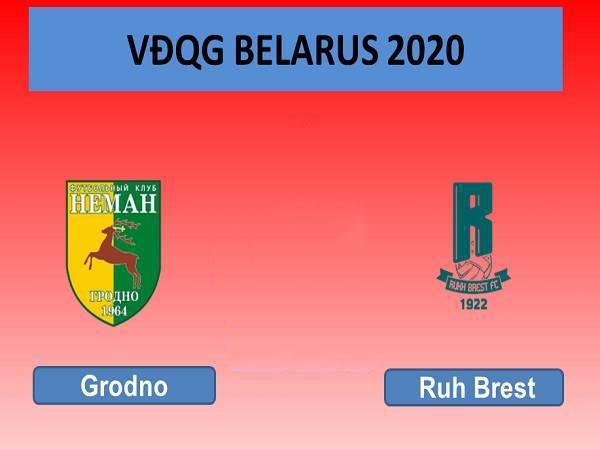 Soi kèo Neman Grodno vs Rukh Brest, 21h00 ngày 09/5