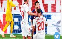Messi đánh nguội đối thủ nhưng thoát án phạt
