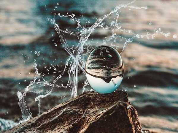 Mơ thấy nước điềm lành hay điềm giữ