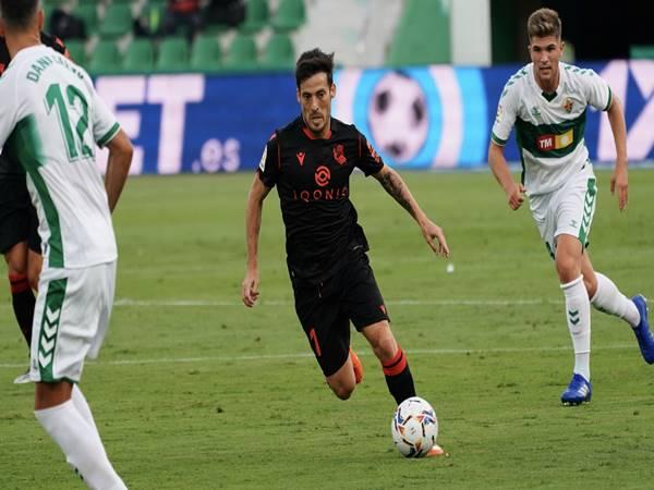 Nhận định kèo Châu Á Real Sociedad vs Elche (2h00 ngày 8/5)
