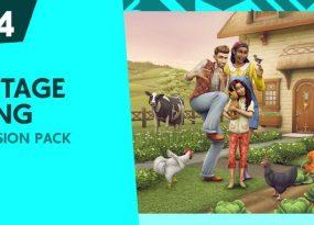 The Sims 4: Cottage Living Hoàn hảo Captures Cottagecore