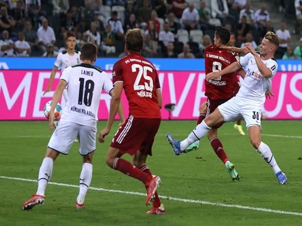 Borussia Monchengladbach 1-1 Bayern