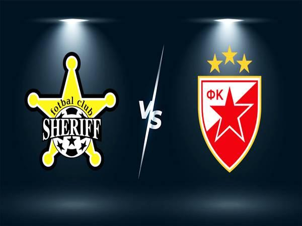 Soi kèo Sheriff Tiraspol vs Crvena Zvezda, 00h00 ngày 11/8 sơ loại C1