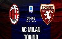 Soi kèo Châu Á AC Milan vs Torino, 01h45 ngày 27/10 Serie A